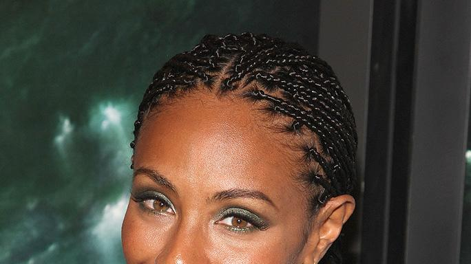 The Day the Earth Stood Still NY Premiere 2008 Jada Pinkett Smith
