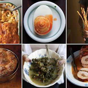 MENU: A Southern Thanksgiving