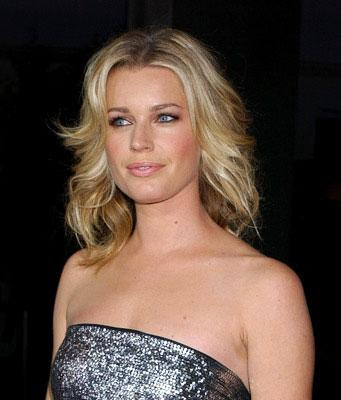 Rebecca Romijn-Stamos at the L.A. premiere of Artisan's The Punisher