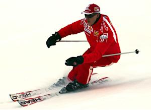 Schumacher injured in ski accident