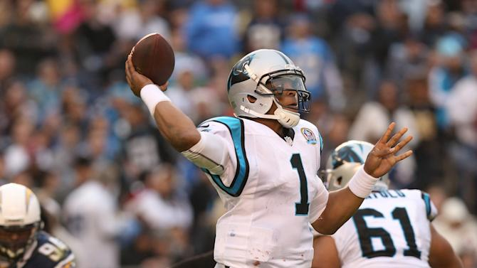 Carolina Panthers v San Diego Chargers