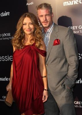 Rebecca Gayheart and Eric Dane attend the 10th Annual Chrysalis Butterfly Ball in Los Angeles on June 11, 2011 -- Getty Images