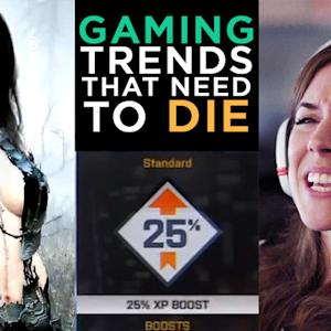 Gaming Trends That Need to Die in 2015
