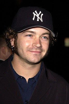 Danny Masterson at the Beverly Hills premiere of I Am Sam