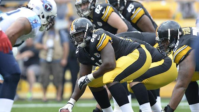 Beachum to start, Dwyer back as Steelers regroup