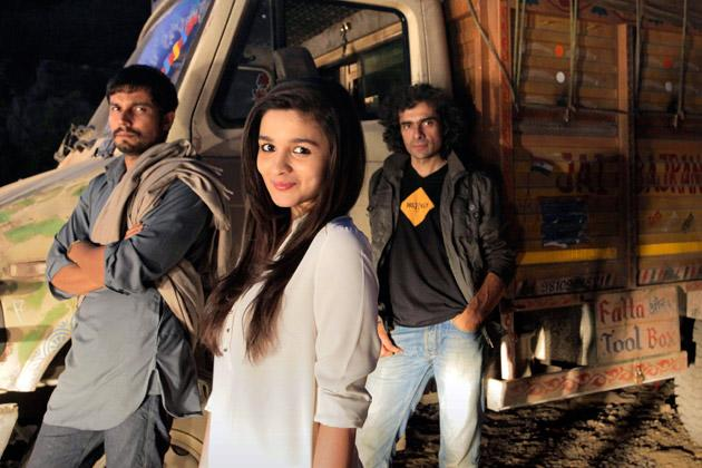 'Highway' is Imtiaz Ali's dream project?