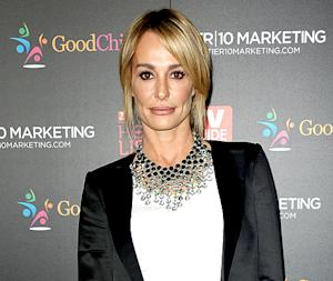 Taylor Armstrong: I Developed a Drinking Problem After Russell's Suicide