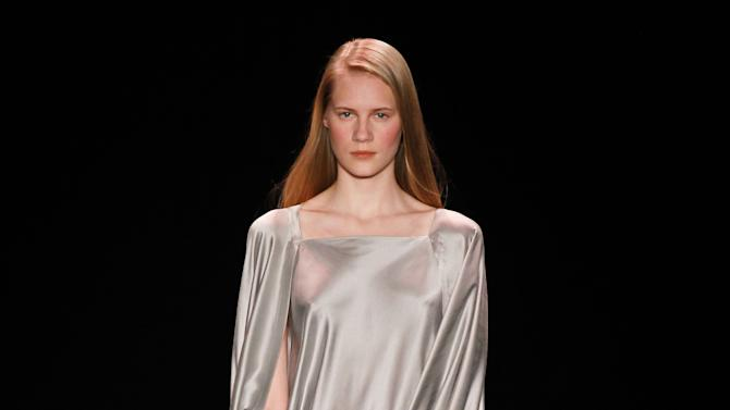 Michael Sontag Show - Mercedes-Benz Fashion Week Autumn/Winter 2013/14