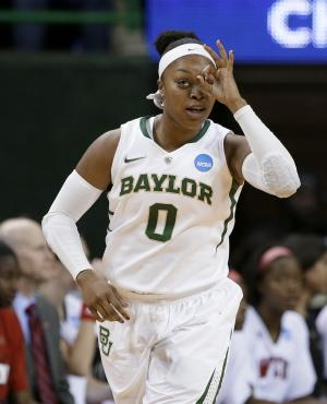 Baylor beats WKU 87-74 with 2 30-point scorers