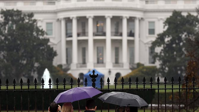 Secret Service Confirms Bullet Hit The White House