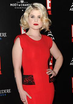 Kelly Osbourne Sent to Hospital in Miami