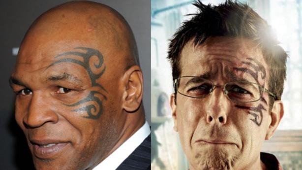 Mike Tyson's Tattoo Artist Sues Over Hangover 2