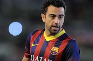 Xavi not thinking about retirement