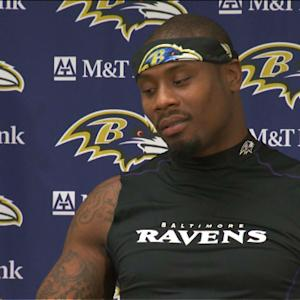 Baltimore Ravens press conference