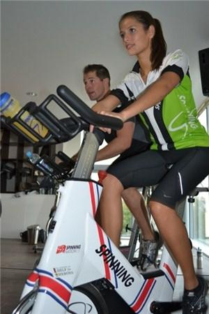 Get a better spinning workout
