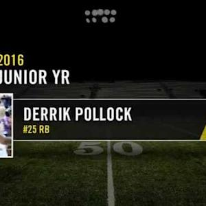 Derrik Pollock - Jr. Year