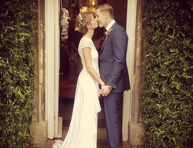 Get The Look: Millie Mackintosh's Wedding Hair and Make-Up