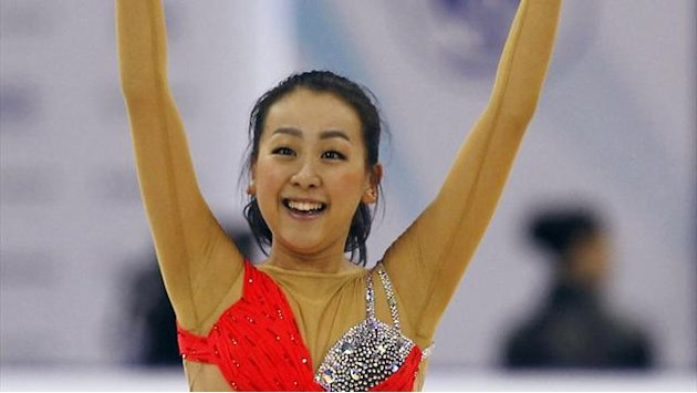 Figure Skating - Asada wins at Cup of China, Takahashi beaten