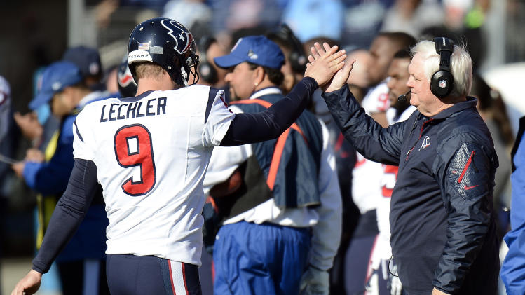 Wade Phillips fired as Texans assistant