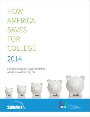 College savings rebound, says new study from Sallie Mae and Ipsos