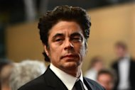 "Benicio Del Toro arrives for the screening of ""7 Dias en la Habana"" at the 65th Cannes film festival"