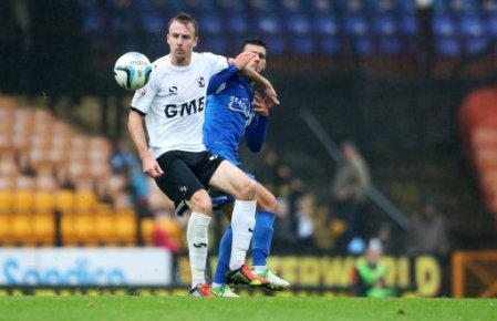 Soccer - Sky Bet League One - Port Vale v Peterborough United - Vale Park