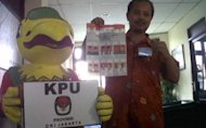 Logistik Pemilukada DKI Mulai Didistribusikan