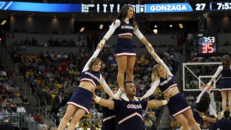 NCAA Basketball Tournament - West Virginia v Gonzaga