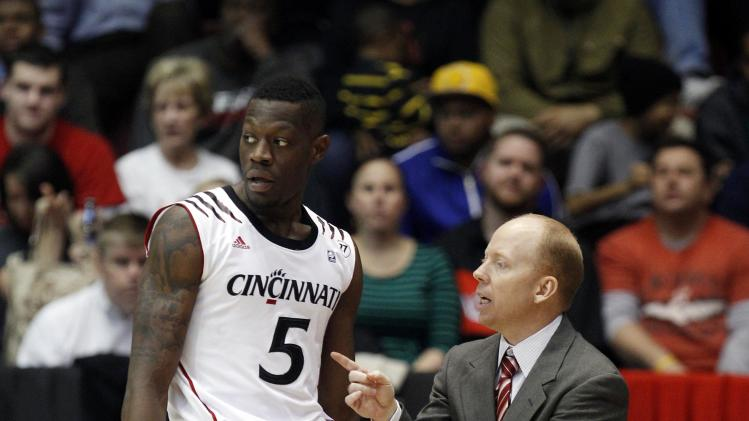 NCAA Basketball: Villanova at Cincinnati