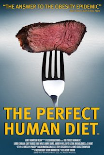 Poster of The Perfect Human Diet