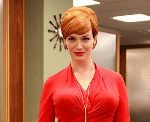 Christina Hendricks Appreciates Joan Holloway Halloween Costumes