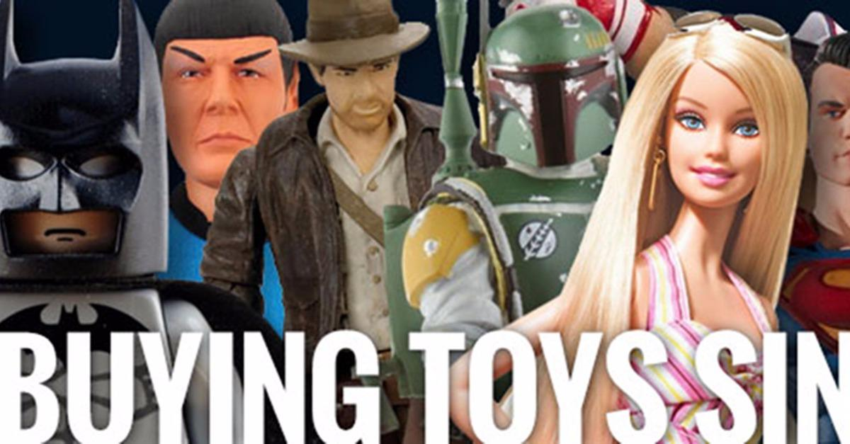 Looking To Sell Your Toy Collection?