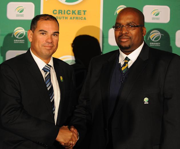 Russell Domingo Unveiled As Proteas Coach