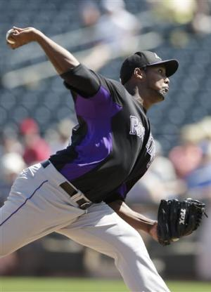 Nicasio goes 5 for Rockies in win over Royals