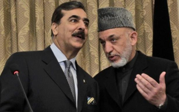 Pakistan Pushes Karzai to Drop U.S. as Ally, Turn to China