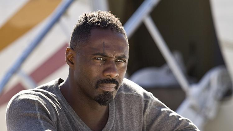 The Losers Warner Bros. Pictures 2010 Idris Elba