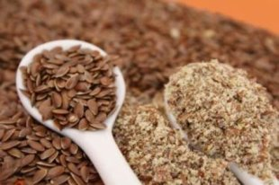 Do you have any flaxseed in your diet?