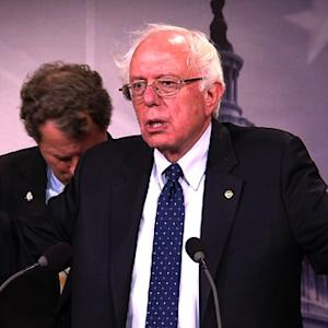 "Bernie Sanders: GOP not dealing in ""good faith"" on VA reform"
