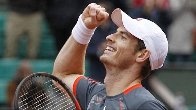 Murray named in Olympic tennis squad