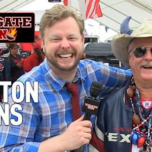 CBS Local Sports - Tailgate Fan: Houston Texans