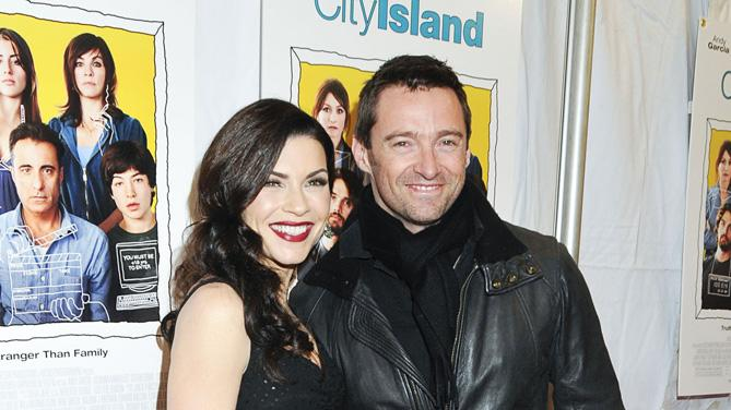 City Island NY Premiere 2010 Julianne Marguiles Hugh Jackman