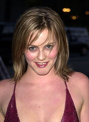 Premiere: Alicia Silverstone at the Beverly Hills premiere of 20th Century Fox's Moulin Rouge - 5/16/2001