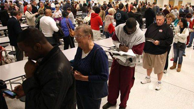 High voter turnout expected in Louisiana