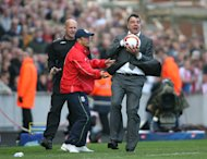 Tony Pulis and Sam Allardyce will pit their wits against each other on Monday night