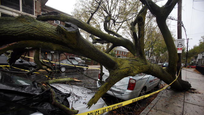 5 weather-related deaths in Pa. from storm