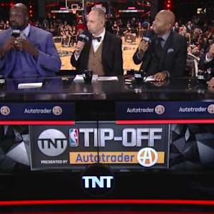 Inside The NBA: Terrence J