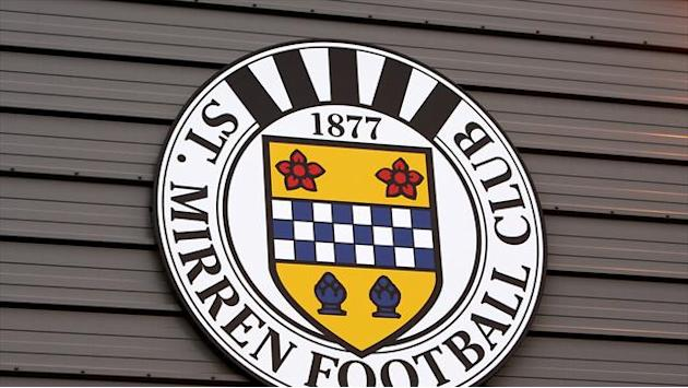 Scottish Football - Guy leaves St Mirren