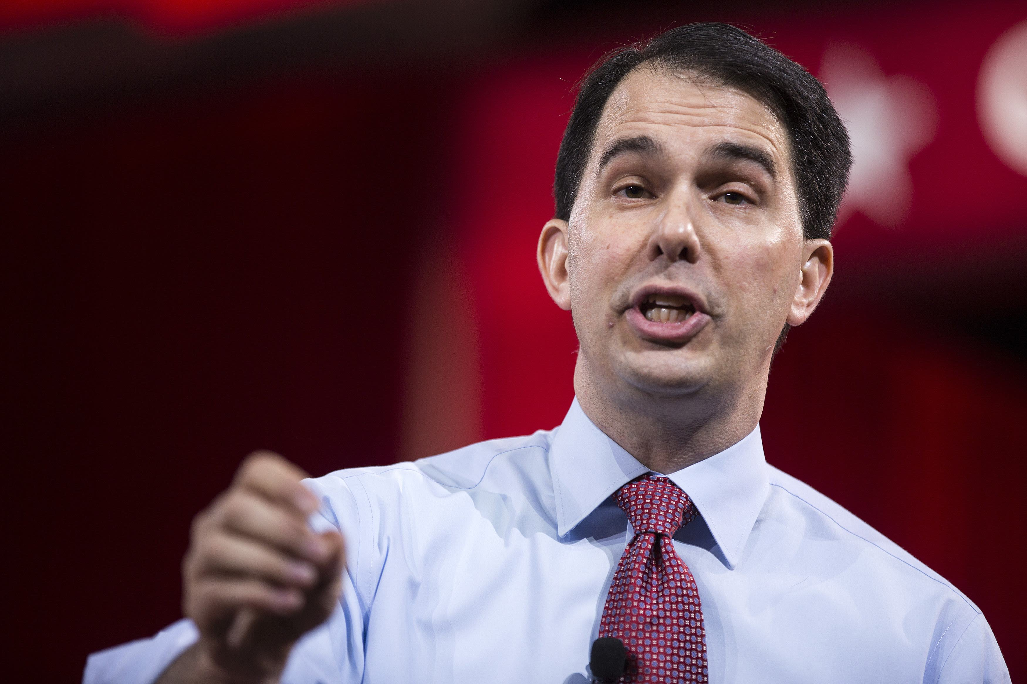 Can Scott Walker ride union-busting to the White House?