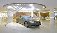 The new BMW retail store in Paris