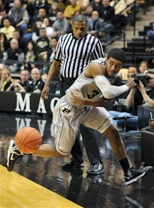 Purdue takes control, blows out Minnesota 89-73